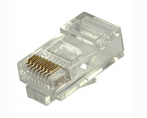 rj45 kabel crimp stecker verbindung cat5e 8p8c netzwerk ethernet qty 6 10 20 50 ebay. Black Bedroom Furniture Sets. Home Design Ideas